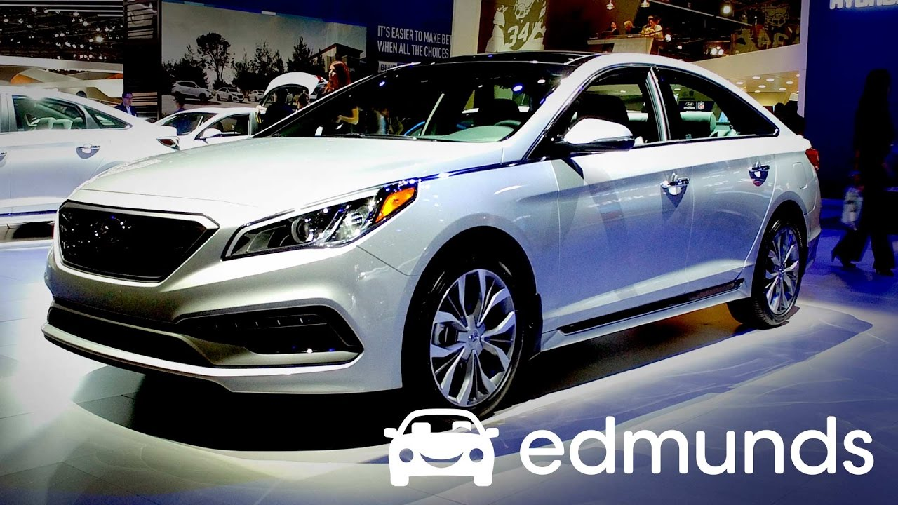 2017 Hyundai Sonata Review Features Rundown Edmunds