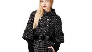 видео Купить короткое пальто с доставкой по России в интернет-магазине «Дамский стиль»