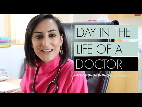 DAY IN THE LIFE OF A DOCTOR | GP/ General Practice