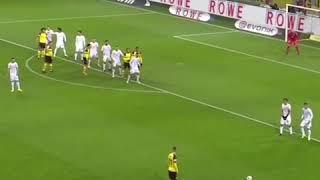 Best Free kick taken| Dortmund