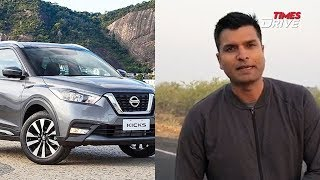 Nissan Kicks Review by Kranti Sambhav: Exterior, Interior, Space & more