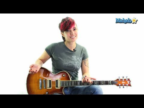 """How to Play """"How You Remind Me"""" by Nickelback on Guitar"""