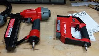 Craftsman 6 gal Air Compressor & 3 tool combo