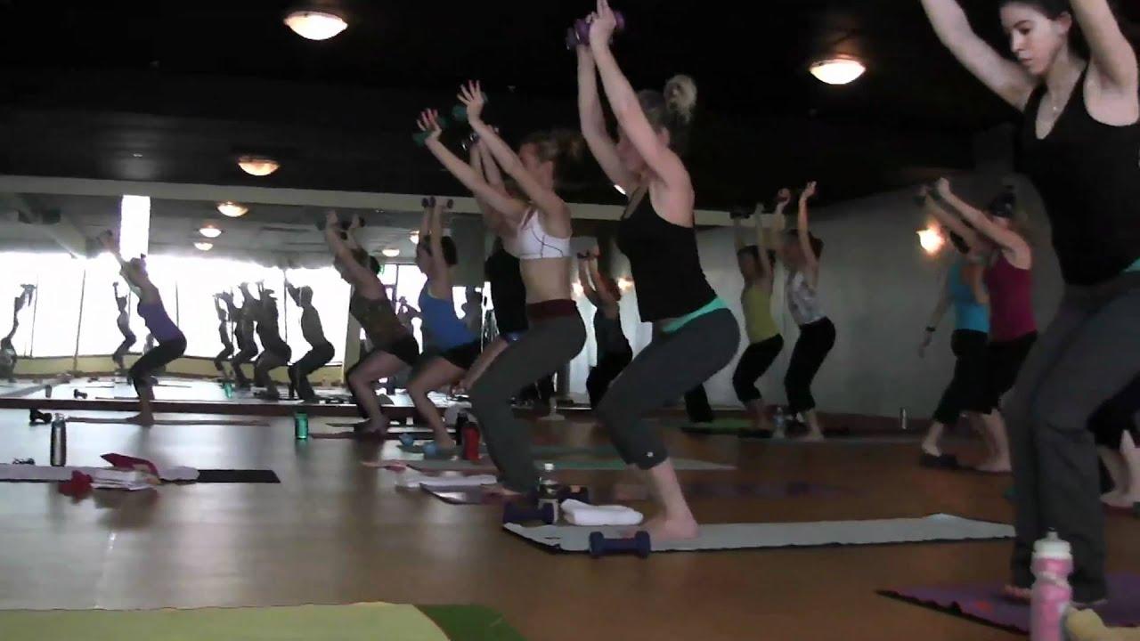 Yoga Sculpt at CorePower Yoga - YouTube 01ba513b13787