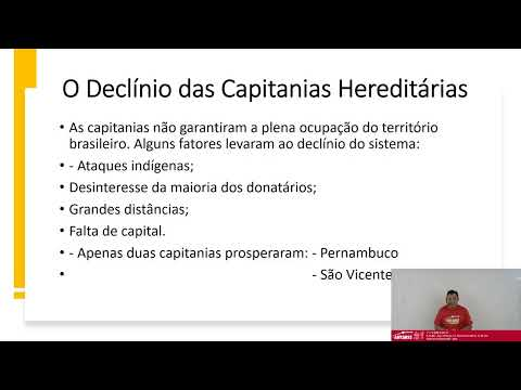 1ºAno EM História Cap.B4 - Implantação do Sistema Colonial ...