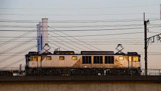 JR貨物 EF64 1020号機 武蔵野線貨物列車1094レ