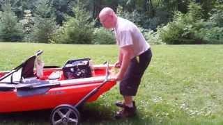Native Propel Kayak Diy Cart