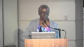Dr. Janet Helms: The 2014 Merle Jordan Conference