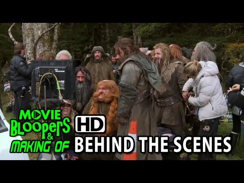 The Hobbit: The Desolation of Smaug (2013) Making of & Behind the Scenes MIx