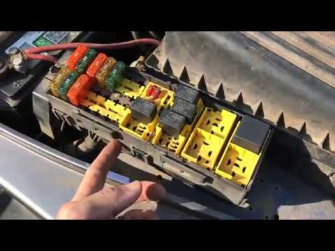 Jeep       Wrangler    TJ how to fix no fuel pressure  YouTube