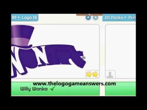 the logo game facebook answers pack 39 youtube