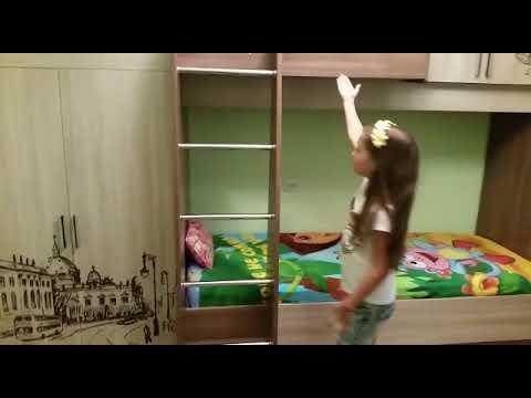 Отзыв клиента мебельного салона EuroMebel о товаре: детская мебель Город (Россия)