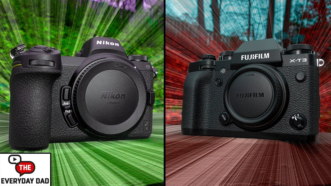 Nikon Z6 vs Fuji XT3! Do YOU Really Need Full Frame for Video?!