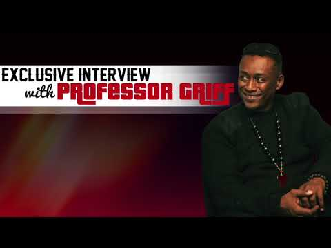 Professor Griff speaks on 'For The D and P' Challenge, Erykah Badu, and The Art of Comedy