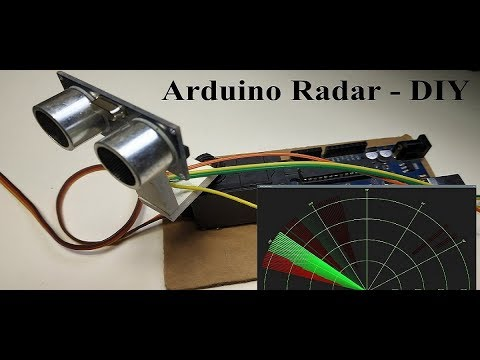 Arduino Radar: 9 Steps (with Pictures)
