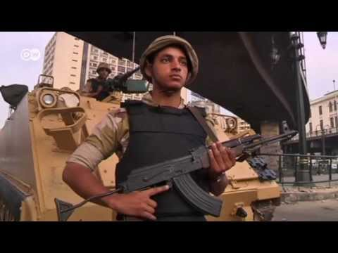 Egyptian military boosts security | Journal