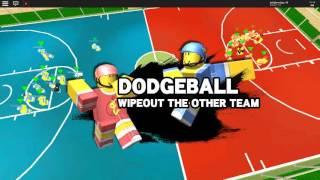Roblox Dodge Ball