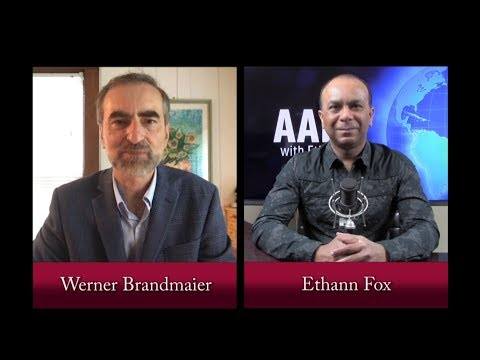 AAE tv | Subtle Energies And Our Environment | Werner Brandmaier | 7.22.17