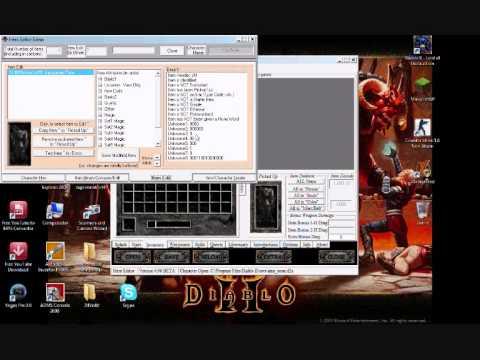 Diablo 2 Hack Hero Editor