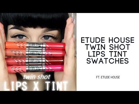 Twin Shot Lips Tint (OR203 Thank You x Very Shot)