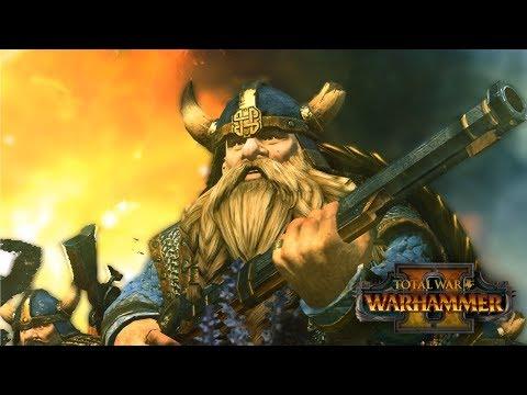 DOUBLE DRAGON DILEMMA  Dwarfs vs High Elves  Total War: Warhammer 2 Online Battle 12