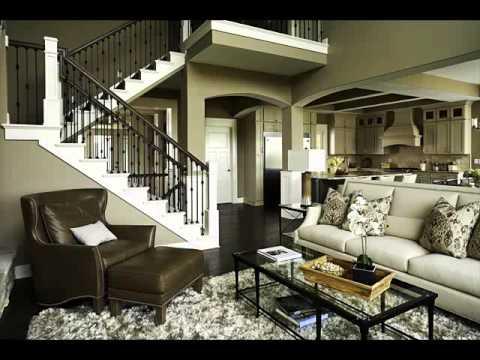 Desain warna cat interior klasik Desain Rumah interior