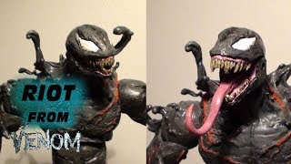 Figure Builds - RIOT Venom Movie Custom Figure