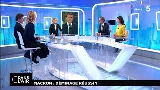 Macron : déminage réussi ? #cdanslair 11.12.2018