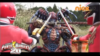 Power Rangers: Vrak is Back/Samurai Surprise fan made