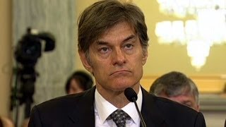 senate criticizes dr oz for weight loss claims