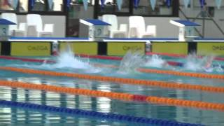 Marist College Ashgrove Swimming 2012