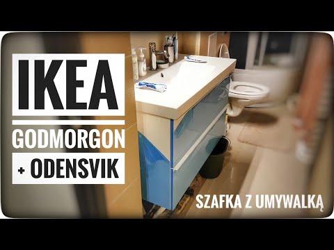 Ikea Godmorgon Odensvik Szafka Z Umywalką Instrukcja