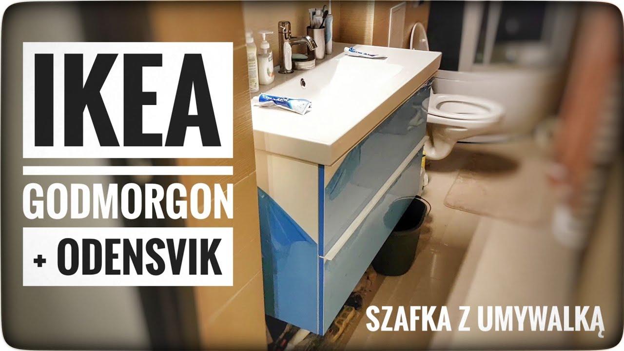 Ikea Godmorgon Odensvik Szafka Z Umywalką Instrukcja Montaż