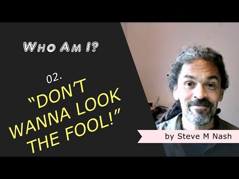 """""""Don't Laugh At Me (or Make Me Look The Fool!)"""" - Who Am I? #02 (7th Video)"""