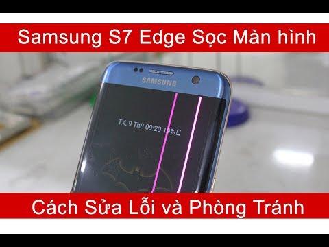 Thay Màn Hình Samsung S7 Edge!!! Fastcare.vn