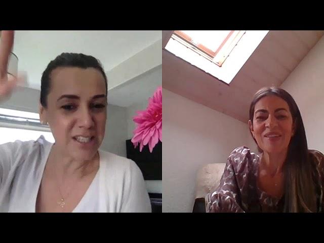 Como é Morar na Suiça - Bate papo com Rose Ramos - Parte 1 #AmigosSemFronteiras
