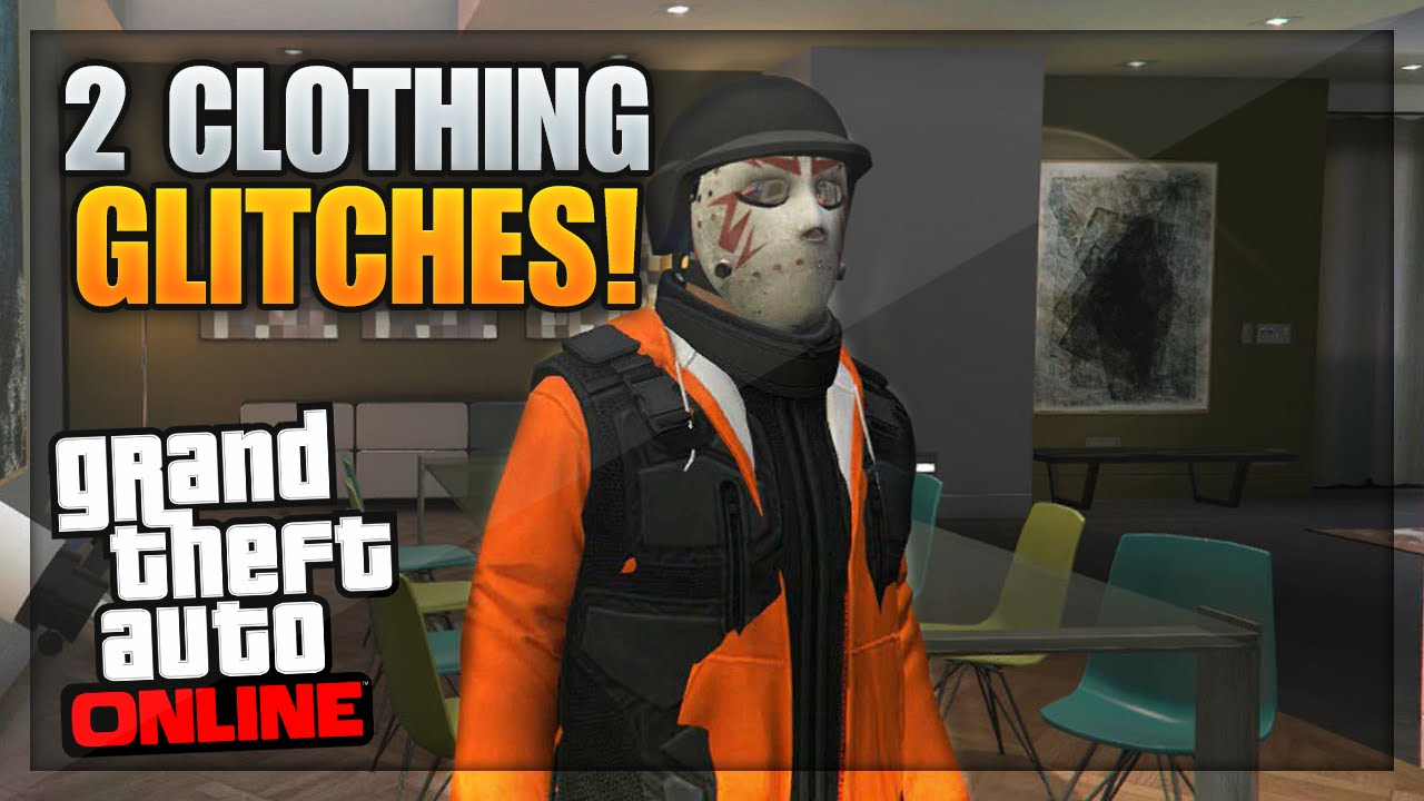 GTA 5 Glitches - 2 Clothing Glitches on GTA 5 Online (Funny Mixed Clothing Glitch) - YouTube
