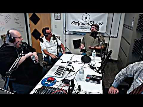 Biz4GoodShow - Ep31 Humans of Salt Lake City with Mike Angelieri