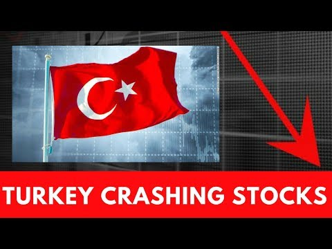 STOCK MARKET NEWS – TURKEY CRASHING EMERGING MARKETS