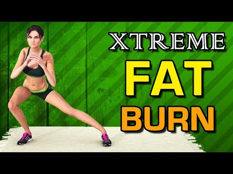 Extreme Fat Burning Home Workout Don't Give Up