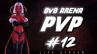 8v8 Team Arena PvP #12: New Beast/Kin Mastermind Build