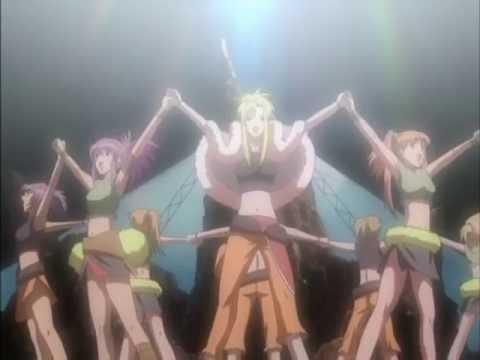 Kaleido Star Full Episode 18 - Yuri's Amazing Trap