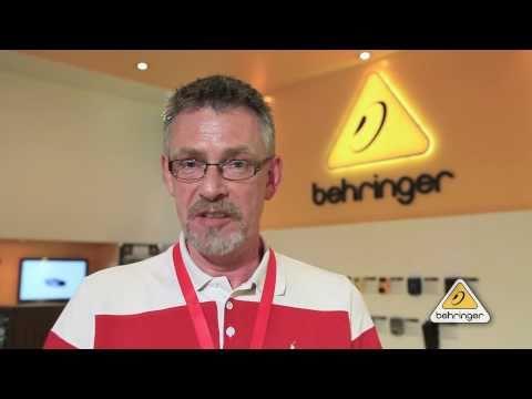 BEHRINGER Partner - Fred Thomas - Netherlands - Dutch