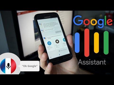 Google Assistant est disponible en France !