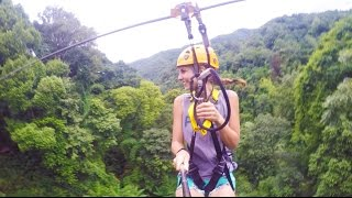 JUNGLE ZIPLINE - CHIANG MAI