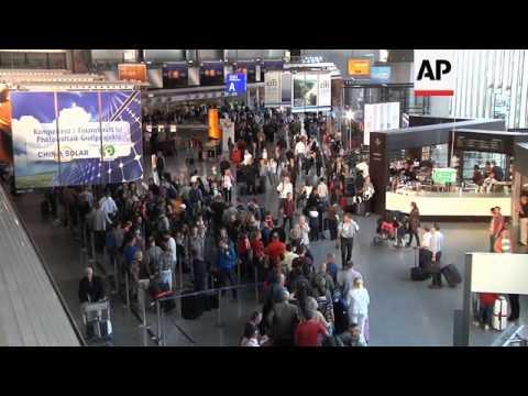 Dozens of flights cancelled as cabin crews strike