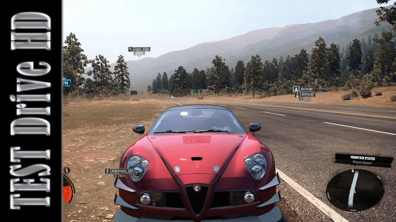 alfa romeo 8c competizione | perf spec - the crew - test drive