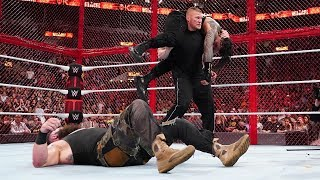 Brock Lesnar Returns At WWE Hell In A Cell 2018, Ruins Main Event