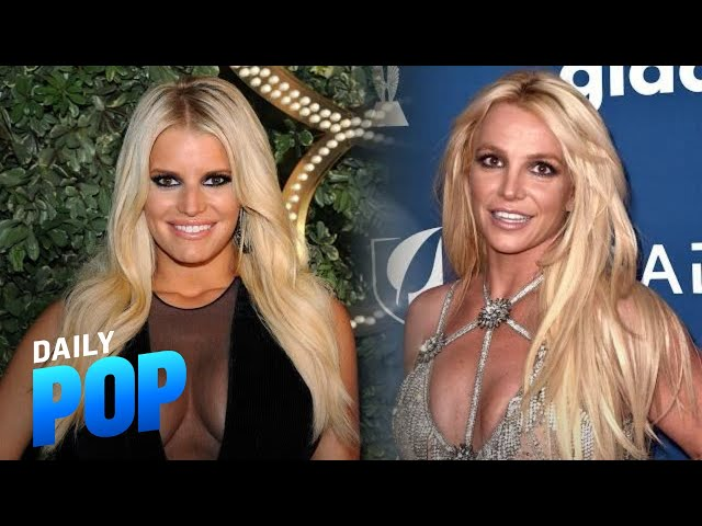 Jessica Simpson Says Britney Spears Doc Would