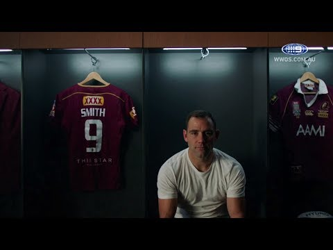 Smith says goodbye to State of Origin